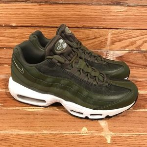 Nike Wmns Air Max 95 'Olive Canvas' [307960-304]